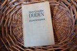 ★STEP2★洋古書 Der gro?e DUDEN ドイツの辞書