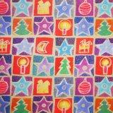 ドイツのシルキーペーパー クリスマスディスプレー クリスマスラッピングに