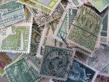 ★STEP1★世界の古切手シリーズ みどり  10枚セット