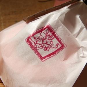 ★STEP1★グラシン袋 お徳用 100枚 ブライダル雑貨 活版雑貨 封蝋雑貨