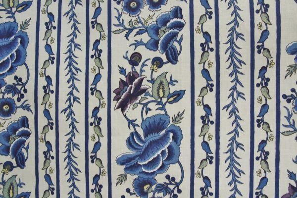 THE LETTERS ヨーロッパのリネン オランダ Chintz fabric【Oberkampf】】ブライダル雑貨 活版雑貨 封蝋雑貨