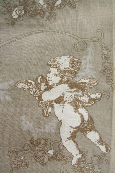 THE LETTERS ヨーロッパのリネン フランス Mas d'Ouvan(マドヴァン)【cherubin】ブライダル雑貨 活版雑貨 封蝋雑貨