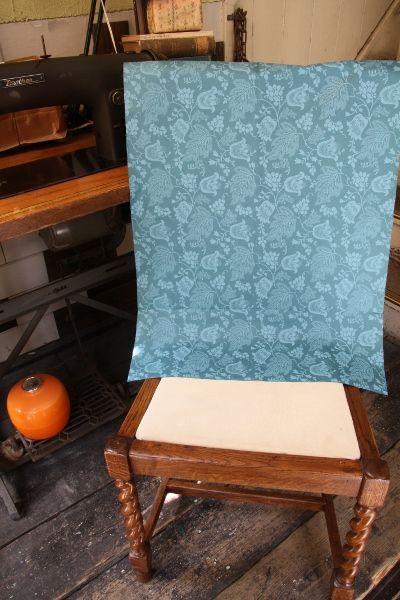 THE LETTERS ヨーロッパのリネン オランダ Chintz fabric【Tonsurton】ブライダル雑貨 活版雑貨 封蝋雑貨