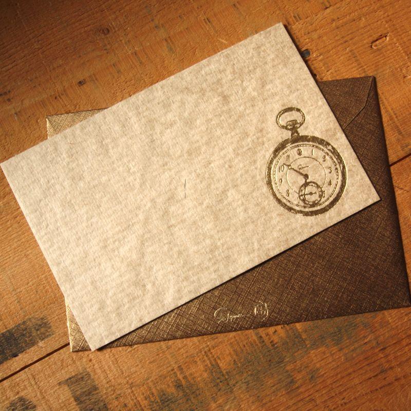 【St.Japonism】 パルプグリーティングカード PULP GREETING CARD
