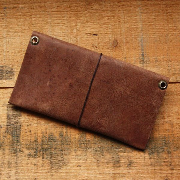 【St.Japonism】 レザーカードケース LEATHER CARD CASE