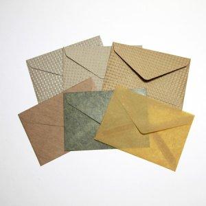 画像2: ★STEP1★THE LETTERS 梱包資材封筒 紙モノ入れ