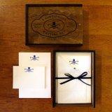 【CHASE AND WONDER】 お手紙セット木箱入 -英国紳士-A GENTLEMAN'S