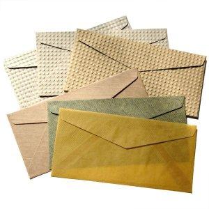 画像2: ★STEP1★THE LETTERS梱包資材封筒 洋型