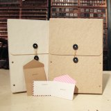 ★STEP4★THE LETTERS オーダーメイド 活版 パルプ A4 BOX