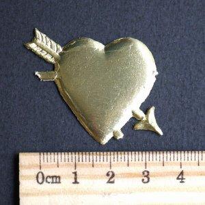 画像3: ドイツのクロモス Heart&arrowゴールド 特別なラッピングに♪
