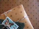 ★STEP1★ロウ引き包装紙 トランプ柄 オイルペーパー
