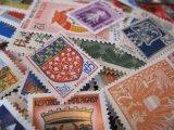 ★STEP1★世界の古切手シリーズ 紋章 10枚セット