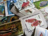 ★STEP1★世界の古切手シリーズ おさかな 10枚セット