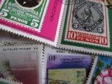 ★STEP1★世界の古切手シリーズ 切手柄 10枚セット